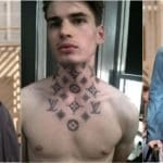 Louis Vuitton Tattoo!