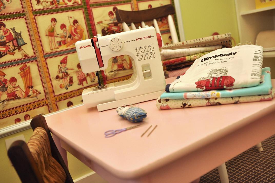 loveblankie Corte e costura para as crianças!
