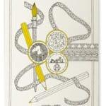 Luxo: Livro para Colorir da Hermès!
