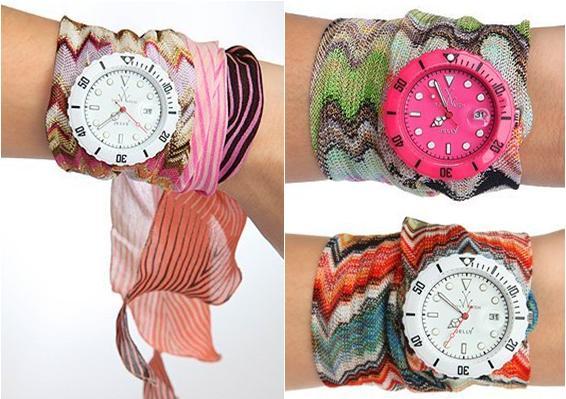 missoniwatch1 Relógios Missoni!