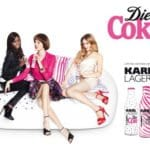 Diet Coke by Karl Lagerfeld!