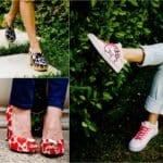 Coleção de Sapatos da Hello Kitty!