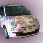 Fiat 500 by Missoni!