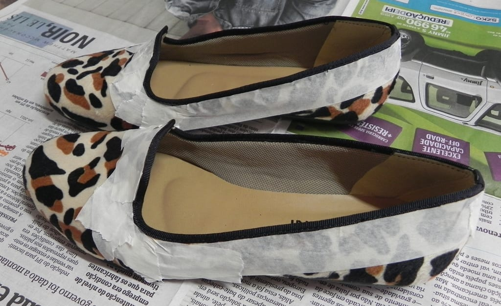 DIY-Pintar-Sapato