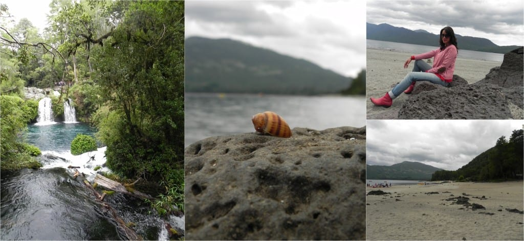 Cachoeiras-Praias-Pucon-Chile