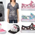 Vans + Hello Kitty!