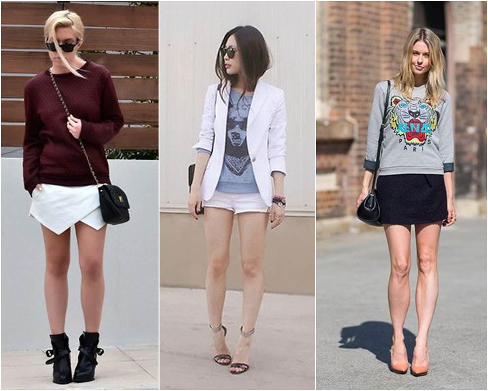 Como usar moletom fashion Como Usar: Moletom!