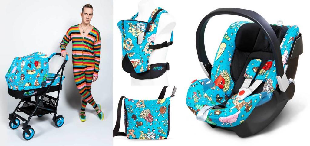 Jeremy Scott para bebes cybex 1024x483 Jeremy Scott para bebês!