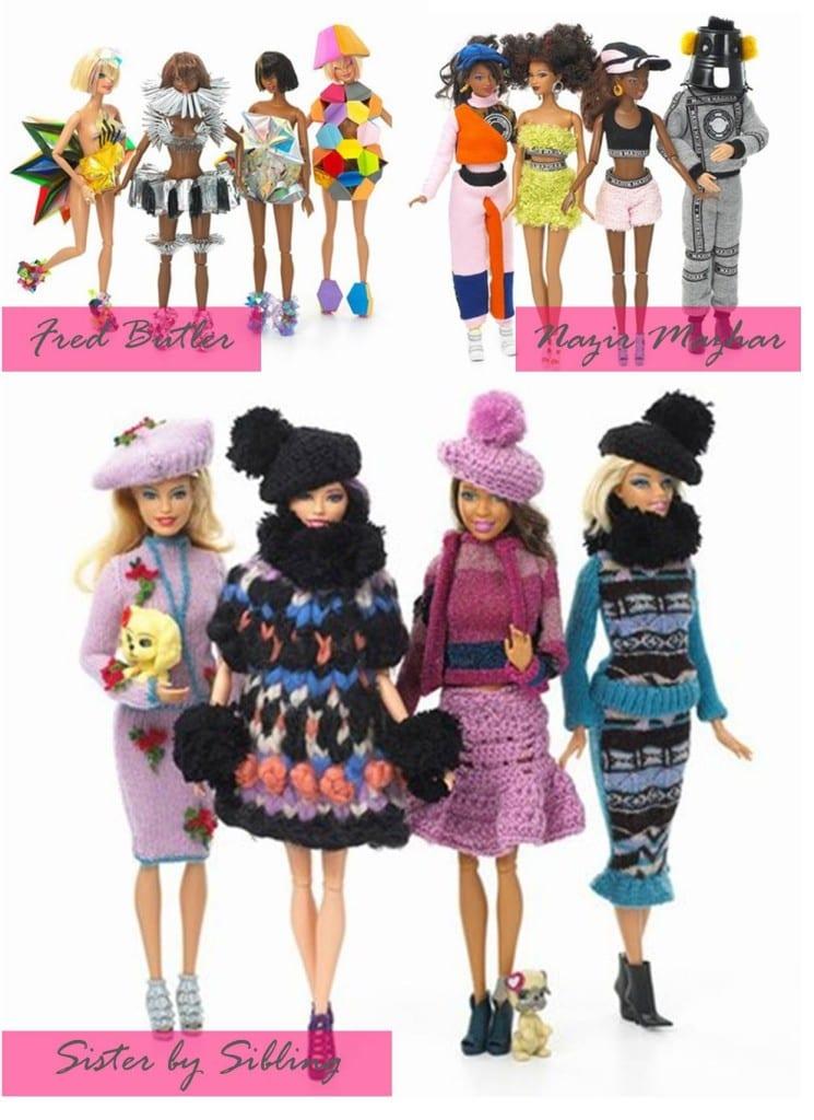 Barbie-Selfridges