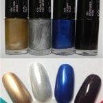 Swatches: Esmaltes Color Show!
