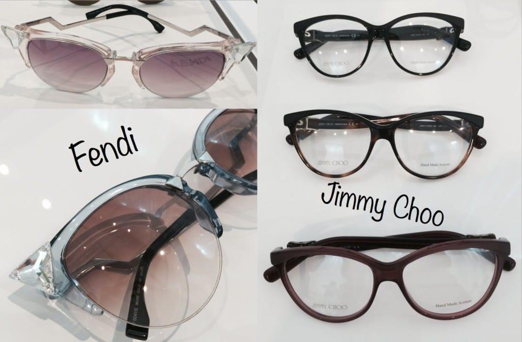 oculos fendi jimmy choo 2014 1024x671 Tendências em óculos!