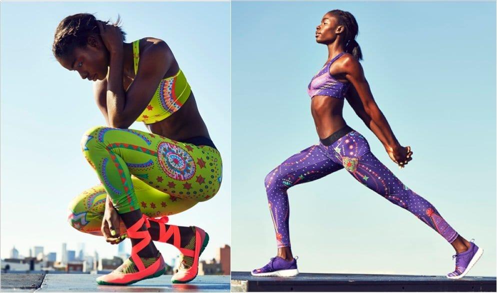 Yuko kanatani nike As parcerias da Nike!