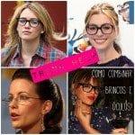 Trend Help: Brincos e Óculos!