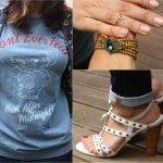 Look da Luli: Jeans e Blazer!