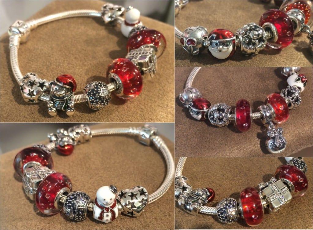 pandora para o natal 1024x753 Coleção Noite Iluminada, da Pandora!