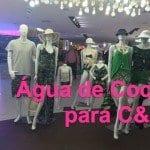 Pré-venda: Água de Coco para C&A!