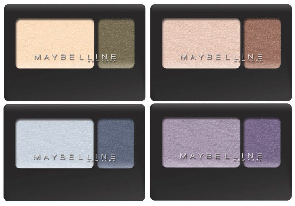 Duo Sombras Maybelline Expert Wear 1024x714 A.A.   Sombras Expert Wear da Maybelline!