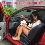 TAG: O que tem no meu carro?