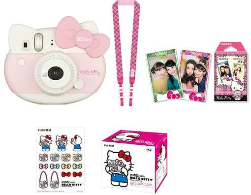 Câmera fotográfica Instax Hello Kitty