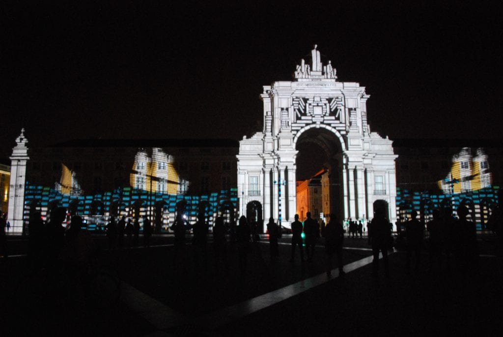 Video-Mapping-Lisboa