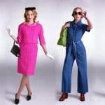 100 anos de moda em 2 minutos!