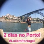 Vlog: Porto! #LuliemPortugal