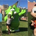 #LuliemPortugal: Parque Turma da Mônica!
