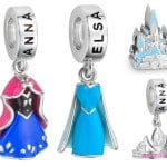 Charms do Frozen!