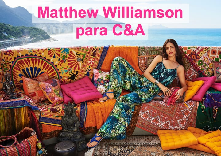 Matthew Williamson para C&A