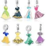 Eu quero: Charms Princesas Disney!