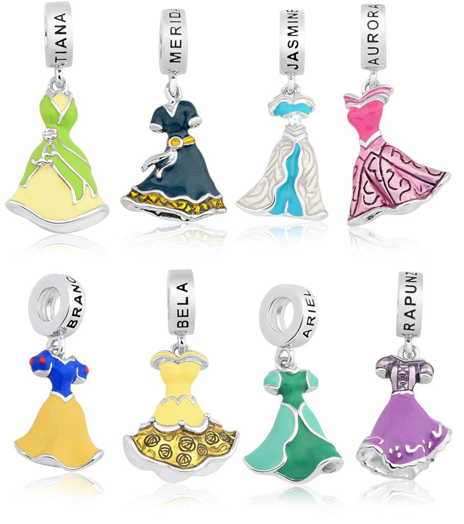 charms-princesas-disney-vestidos