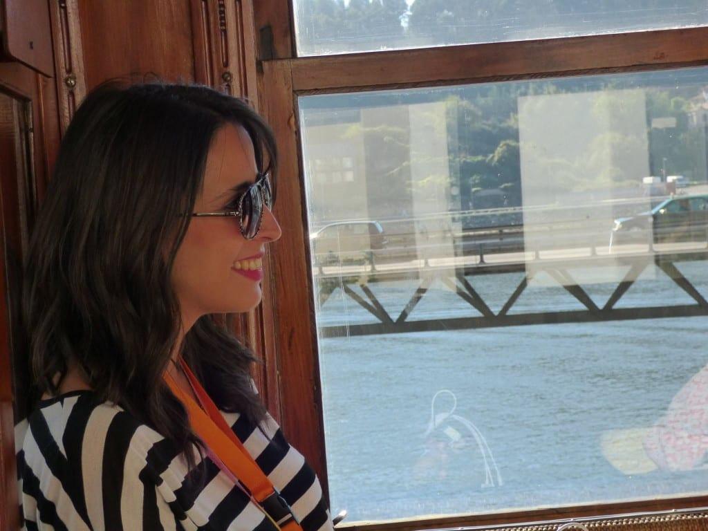 Foto linda que a Cris, do Sol de Barcelona, tirou de mim! <3