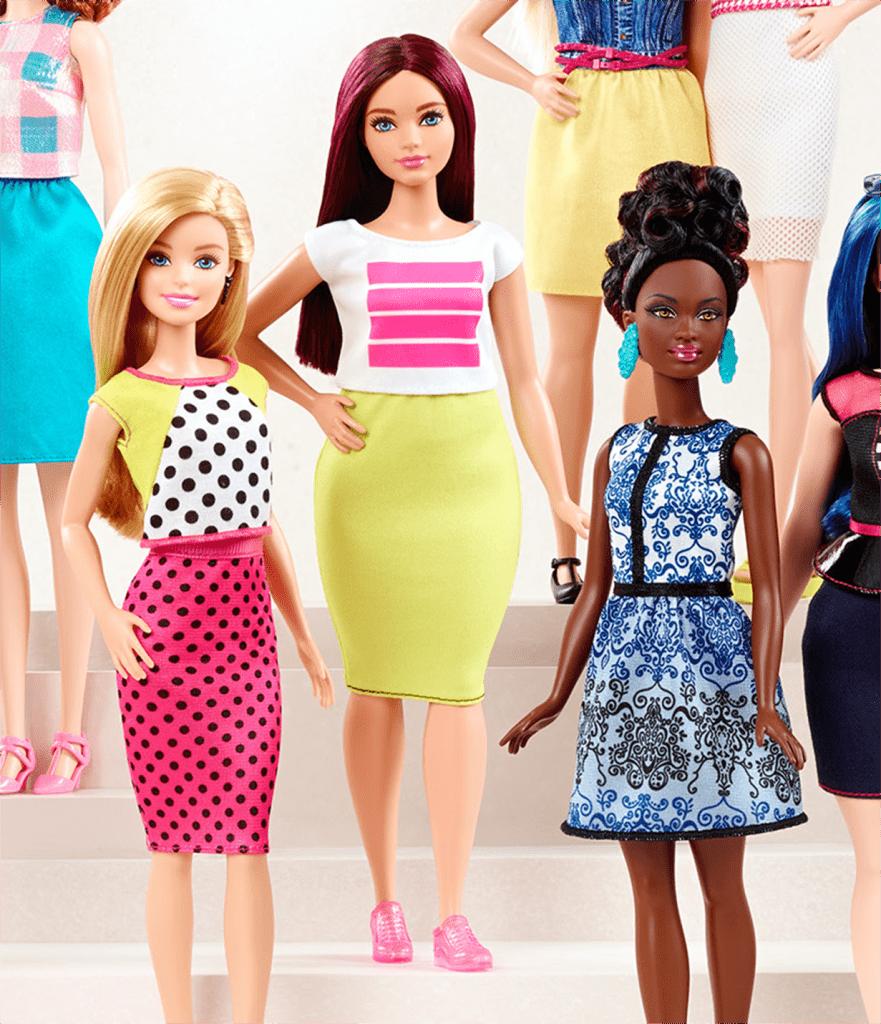 Barbie-real