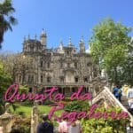 Quinta da Regaleira, um lugar mágico em Sintra!