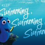 Movie Tip: Finding Dory!