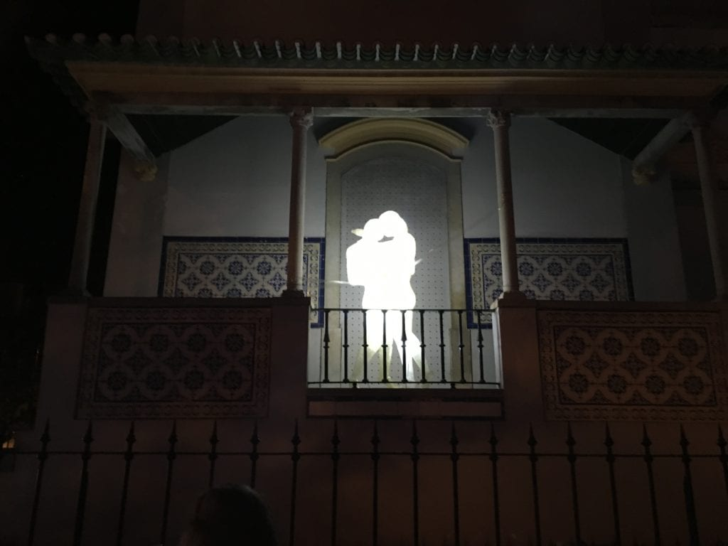 Casal luminoso! rs