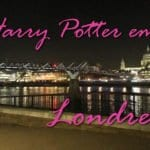 A Londres de Harry Potter!