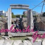 Thessaloniki: Fórum Romano e Igreja Agia Sophia!