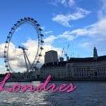 Turismo em Londres: London Eye!