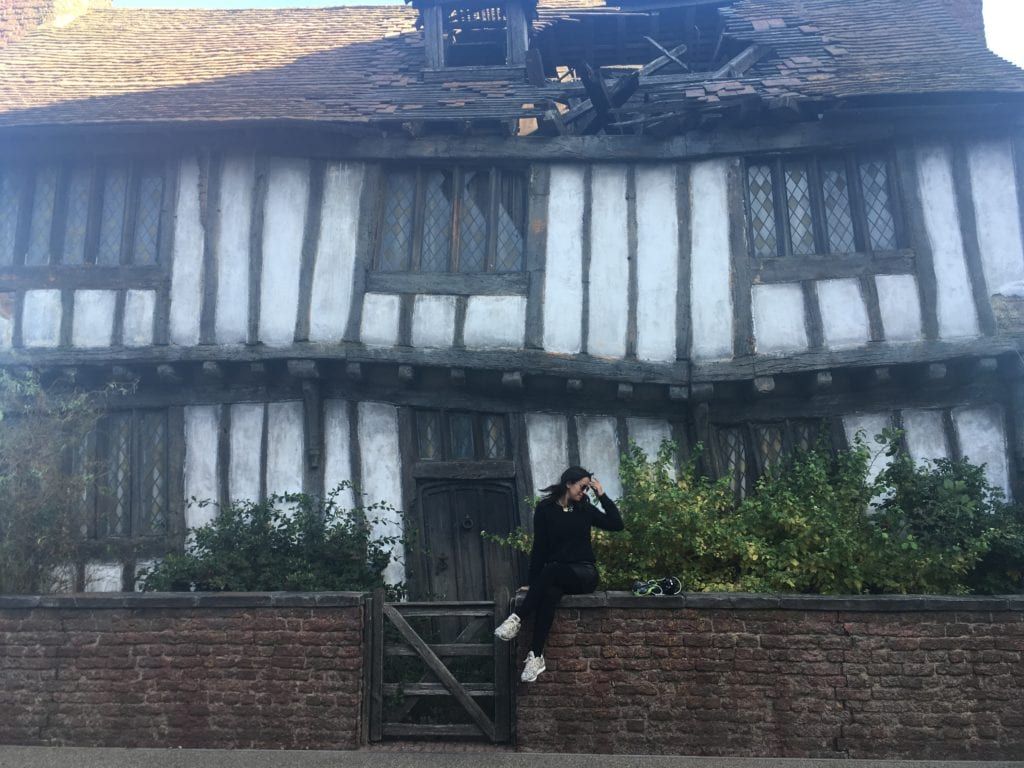 Estudios Harry Potter Londres