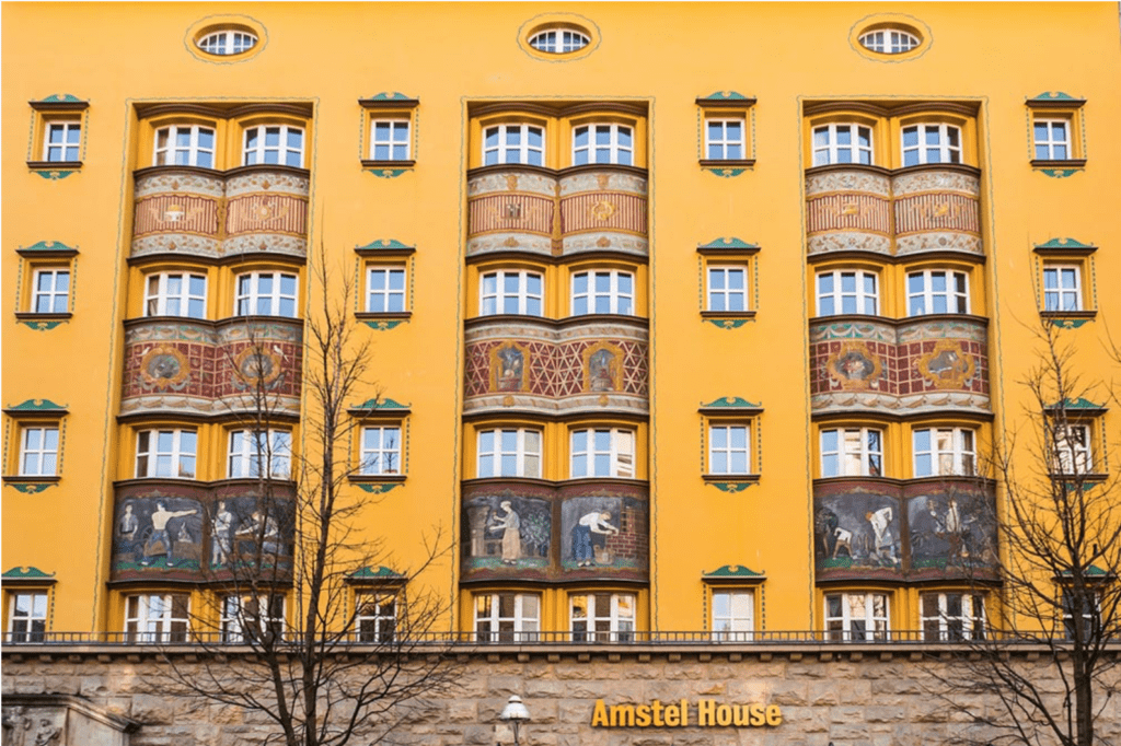 Hostel em Berlim