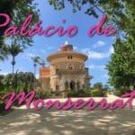Turismo em Portugal: Palácio de Monserrate!