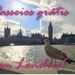 Passeios grátis em Londres!