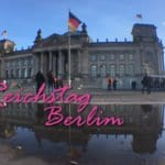 Berlim vista de cima: Reichstag e Panoramapunkt!