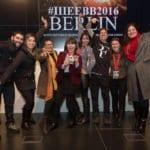 Como foi o IIIEEBB em Berlim!