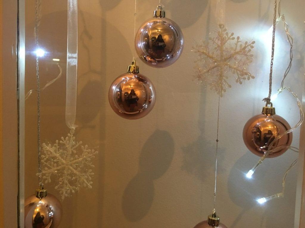DIY Enfeite de Janela de Natal