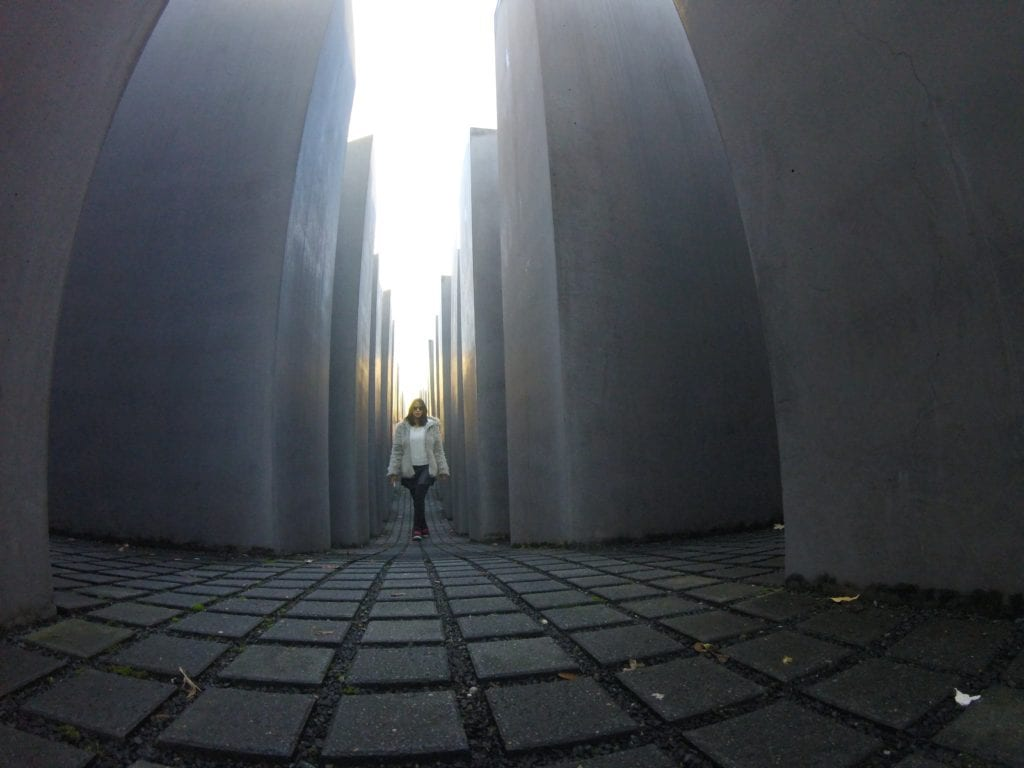 Turismo em Berlim Memorial do Holocausto