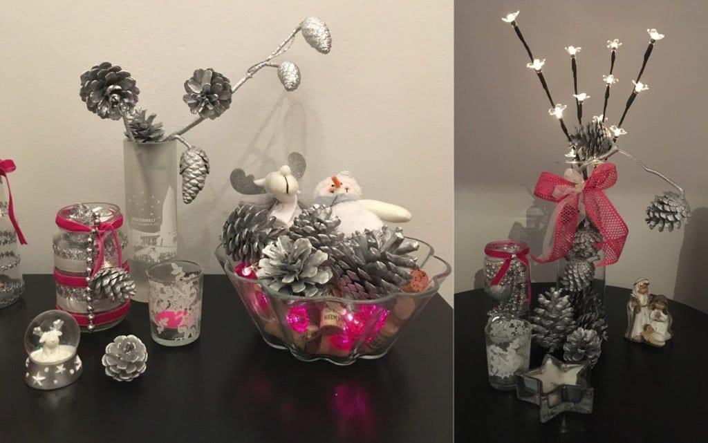 DIY Pinhas de Natal