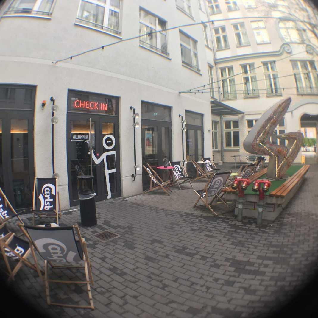Hospedagem em Berlim, Alemanha
