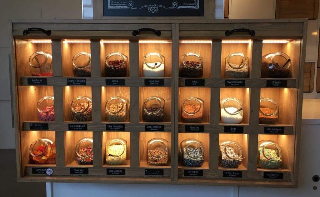 Chocoversum Museu do Chocolate em Hamburgo Alemanha
